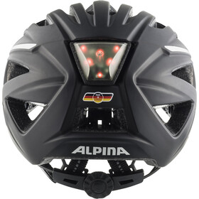 Alpina Haga Casco, black matt